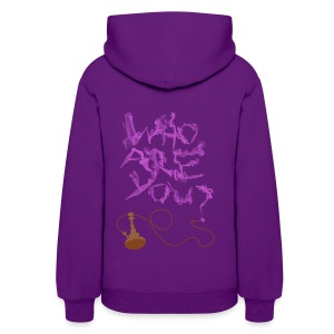 Women's Who Are You Hoodie - Women's Hoodie