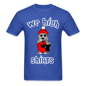 We High Shirts Slush Puppy Logo - Men's T-Shirt