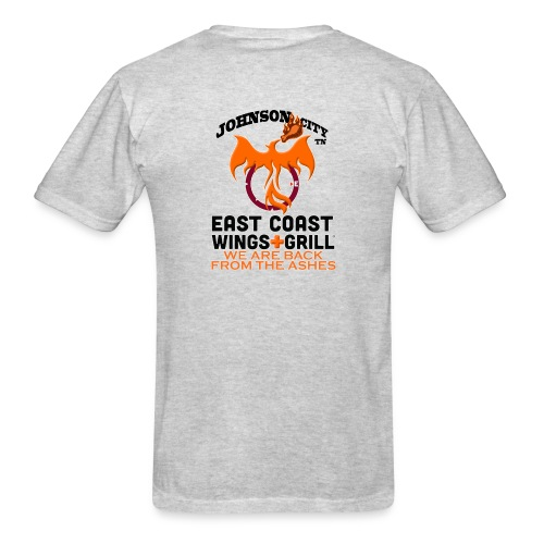 ECW Johnson City - Men's T-Shirt