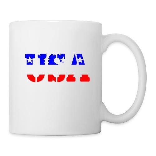 USAts USA stars stripes - Coffee/Tea Mug