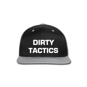 Dirty Tactics Snap Back - Snap-back Baseball Cap