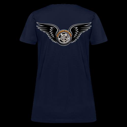 Ladies T Back HWingVoy - Women's T-Shirt