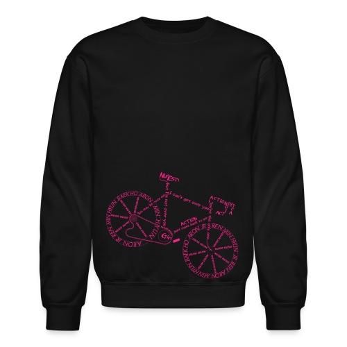 Action Bicycle - Crewneck Sweatshirt