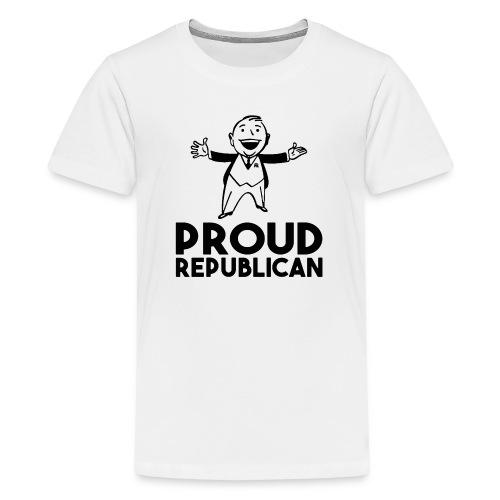 PROUD REPUBLICAN - Kids' Premium T-Shirt