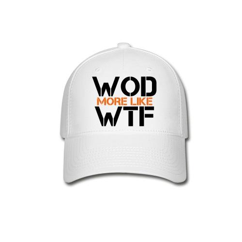 WOD / WTF Hat - Baseball Cap