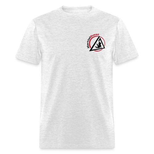 MartialQuest Standard Weight Adult T Shirt - Men's T-Shirt