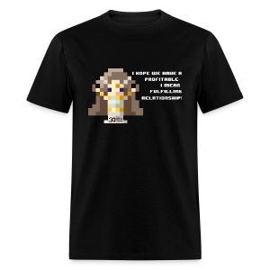 Time Goddess Relationship Men's T-shirt - Men's T-Shirt