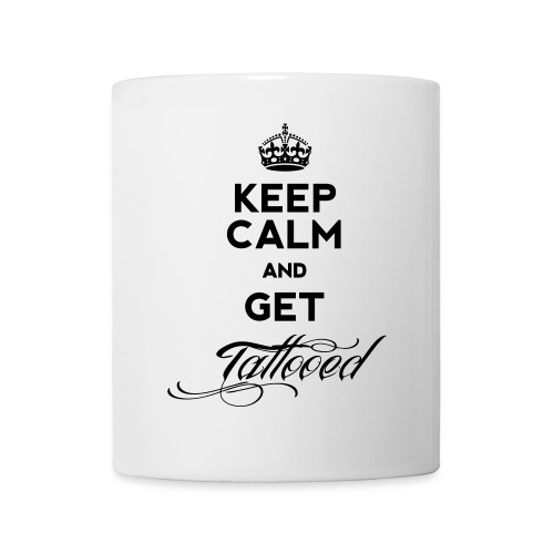 Keep Calm Mug - Coffee/Tea Mug
