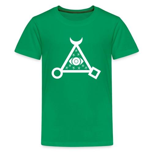 Cosmic Eye Children Shirt - Kids' Premium T-Shirt