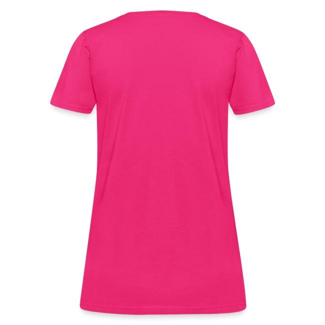 Time Goddess Relationship Women's T-shirt