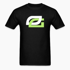 "OpTic Gaming Logo White ""o"""