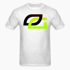 "OpTic Gaming Logo Black ""o"""