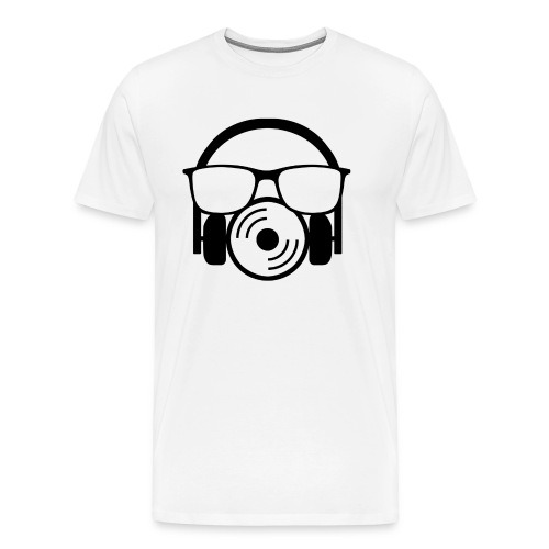 SeaningMusic Men's T-Shirt W - Men's Premium T-Shirt