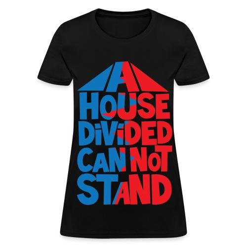 Stand Firm - Women's T-Shirt
