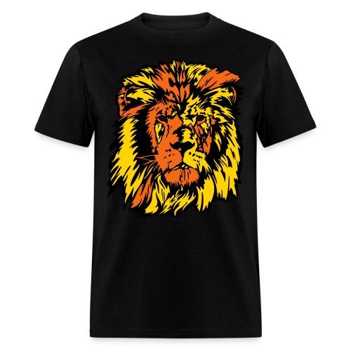 Fire of Judah - Men's T-Shirt