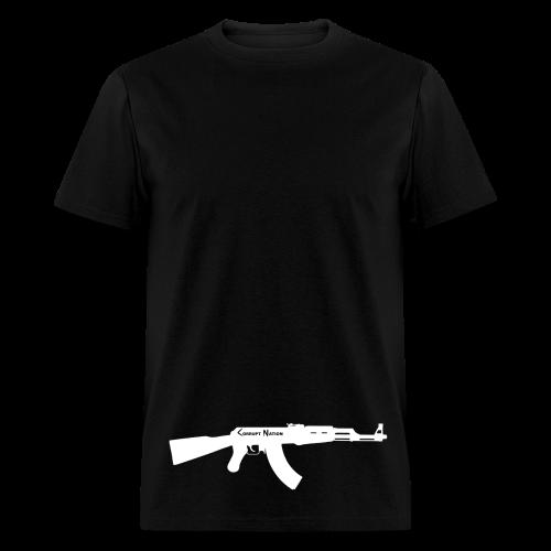 Corrupt Nation AK-47 T-Shirt - Men's T-Shirt