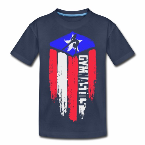 Fourth of Gymnastics - Kids - Kids' Premium T-Shirt