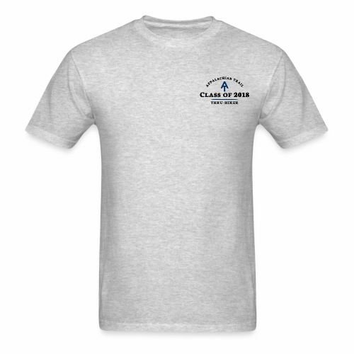 AT Class of 2018 - Men's T-Shirt - Men's T-Shirt