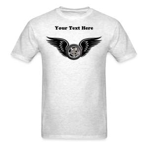 Mens T Front Hwing Custom - Men's T-Shirt