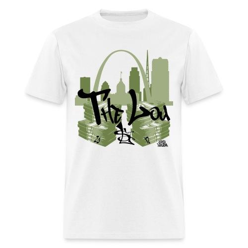 The Lou St.Louis T shirt - Men's T-Shirt