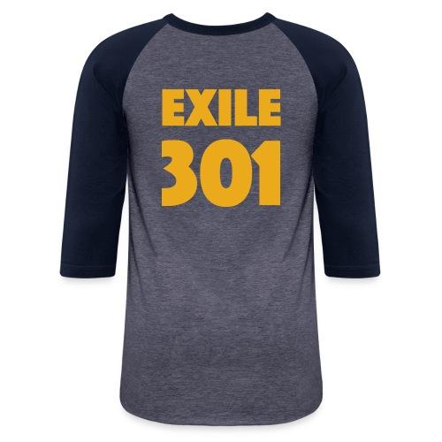 CUTTLEFISH team shirt 301 - Baseball T-Shirt