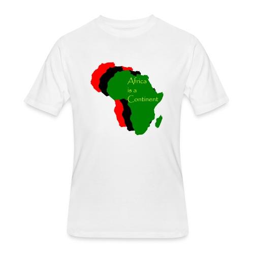 Continent Africa - Men's 50/50 T-Shirt
