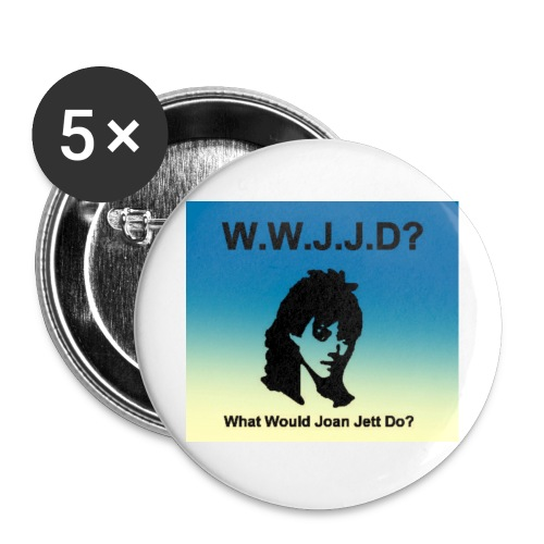 WWJJD - Small Buttons