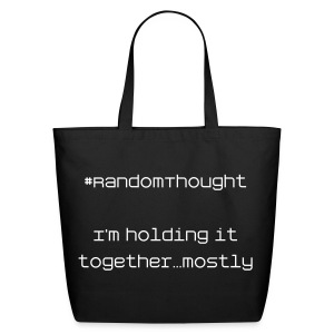 Holding it Together - Eco-Friendly Cotton Tote