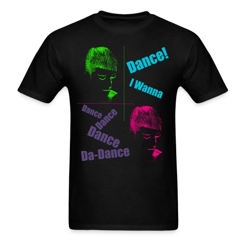 Panda Dance! - Men's T-Shirt