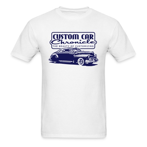 CCC-Campbell 42 Coupe for light shirts - Men's T-Shirt