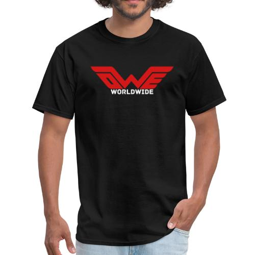 [MEN] OWE WORLDWIDE (Crewneck) - Men's T-Shirt