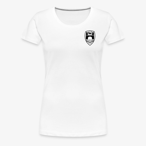 GTI & R Owners Club Women's T-Shirt - Black Logo - Women's Premium T-Shirt