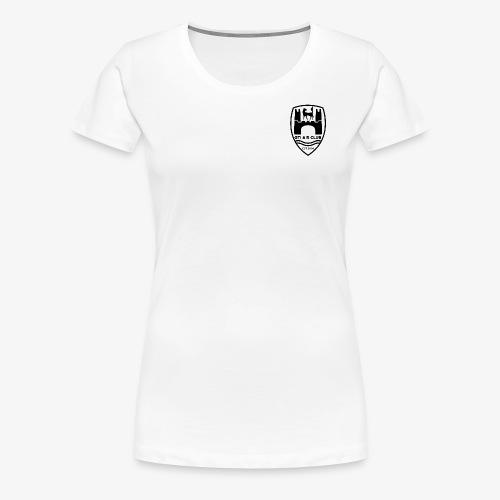 GTI & R Owners Club Women's T-Shirt - Black Logo - Women's Premium T-Shirt