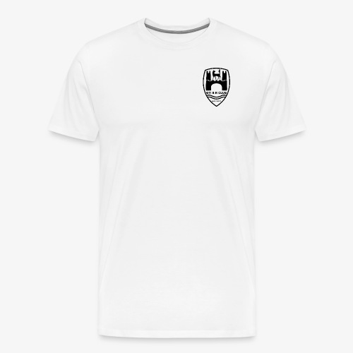 GTI & R Owners Club Men's T-Shirt - Black Logo - Men's Premium T-Shirt