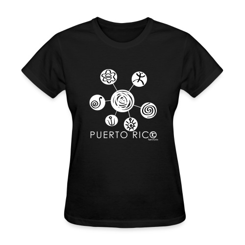 Símbolos Taínos WOMEN - Women's T-Shirt