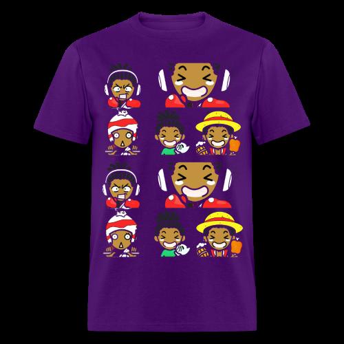 Men's KingDakarai army T-Shirt - Men's T-Shirt