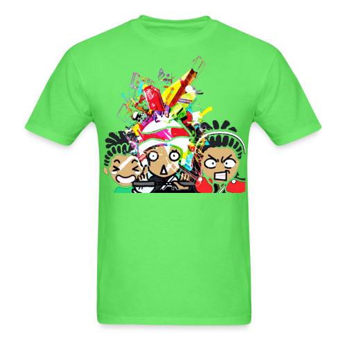 Men's KingDakarai team T-Shirt - Men's T-Shirt