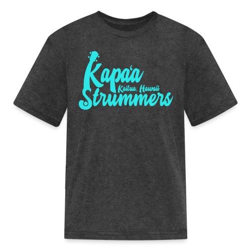 2018/2019 Kapa'a Strummers Shirt - Youth - Kids' T-Shirt