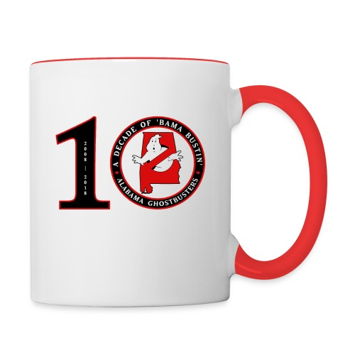 ALGB 10th Anniversary - Contrast Coffee Mug