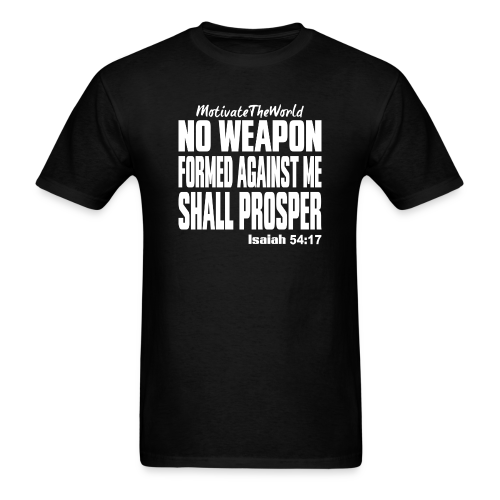 NO WEAPON mens tee - Men's T-Shirt