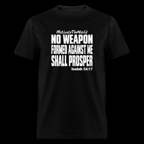 NO WEAPON mens tee - Men's T-Shirt
