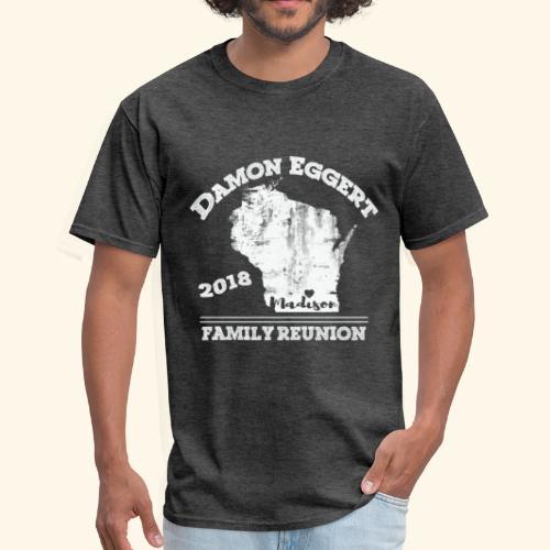 Damon Eggert Family Reunion 2018 - Men's T-Shirt
