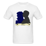 T-Shirts ~ Men's T-Shirt ~ Holmes Brothers - white