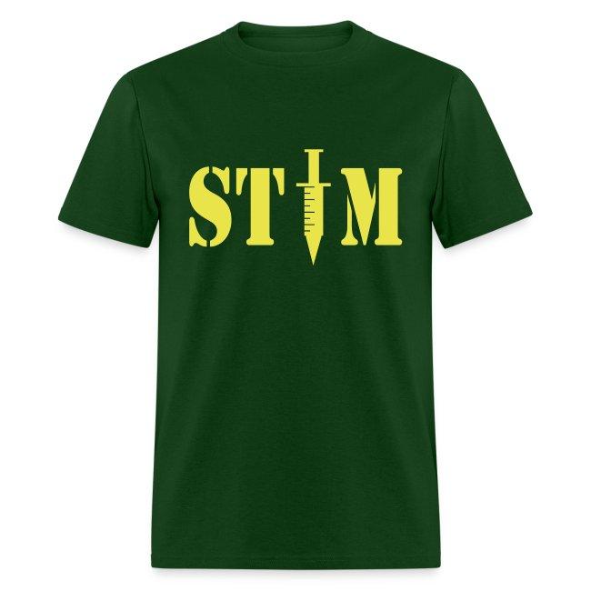 STIM - Men's Green T