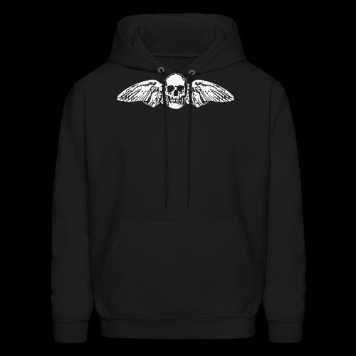 Skull + Wings