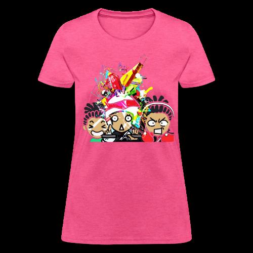 Women's KingDakarai team T-Shirt - Women's T-Shirt