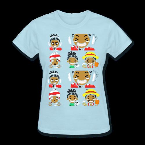 women's KingDakarai army T-Shirt - Women's T-Shirt