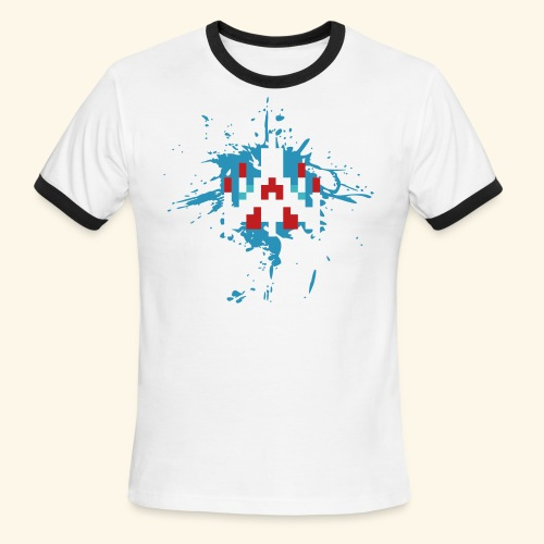 G-Splat - Men's Ringer T-Shirt