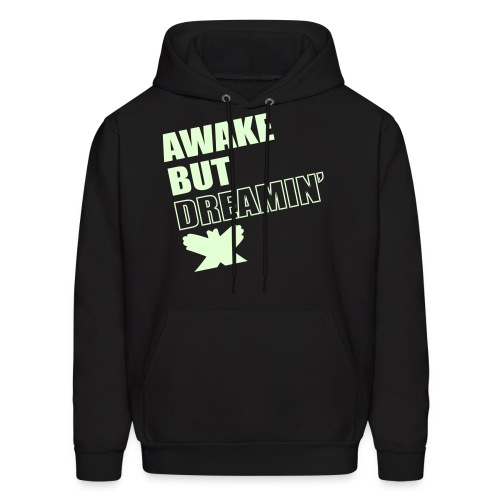 Awake glow in the dark - Men's Hoodie