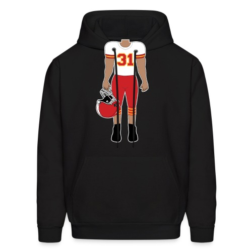 31 Red pants - Men's Hoodie